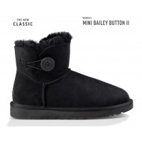 MINI BAILEY BUTTON II BLACK