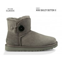 MINI BAILEY BUTTON II GREY