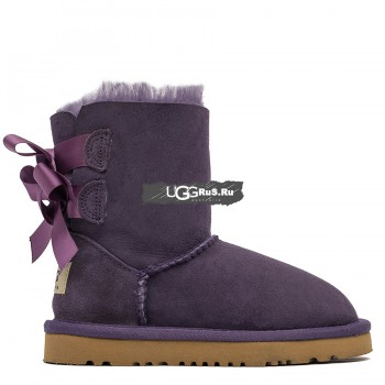 KIDS Bailey Bow Violet 2