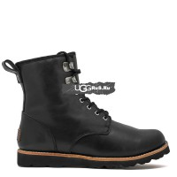 Mens Hannen Black