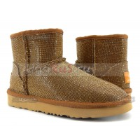 UGG Jimmy Choo Mini Serein II - Gold