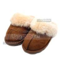 Slipper COQUETTE New Chestnut