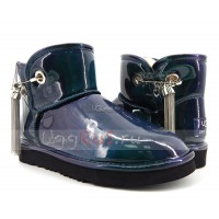 UGG Jimmy Choo LC Blue and Green