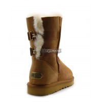 UGG FAIRMONT CHESTNUT