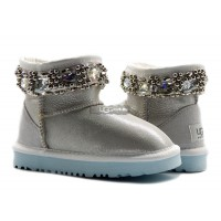 KIDS UGG Jimmy Choo Crystals I DO!