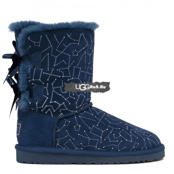 Bailey Bow Constellation Navy