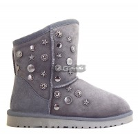 UGG Jimmy Choo Starlit Grey