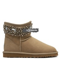 UGG Jimmy Choo Multicrystal Sand