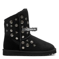 UGG Jimmy Choo Starlit Black