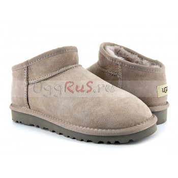 Slipper Tasman Grey